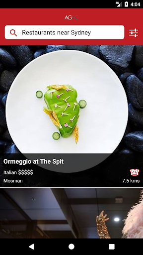 Australian Good Food Guide 2.5.2 screenshots 1