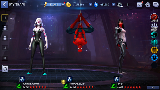 MARVEL Future Fight- gambar mini screenshot