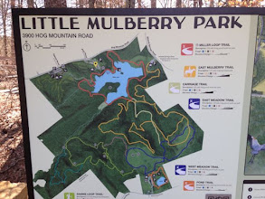 Photo: Map of the Park