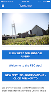 Family Bible Church- screenshot thumbnail