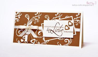 Photo: http://bettys-crafts.blogspot.de/2014/09/hochzeitseinladung-in-verschiedenen.html
