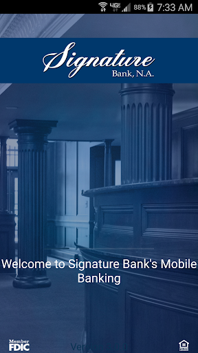 Signature Bank N.A. Mobile