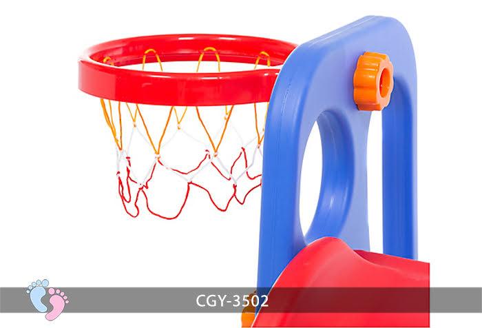 Cầu trượt trẻ em đa năng YGC-3503 18