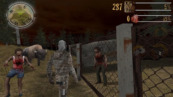 Zombie Fort Trophy Unlocked- screenshot thumbnail