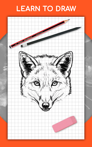 How to draw animals step by step, drawing lessons 1.3 Screenshots 15