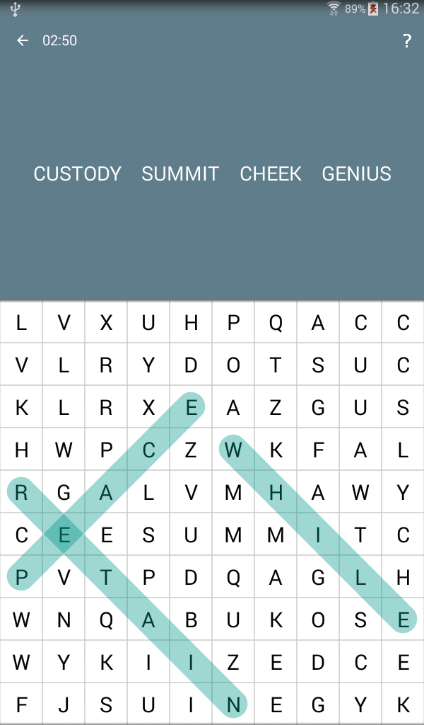 Word Search Android 12