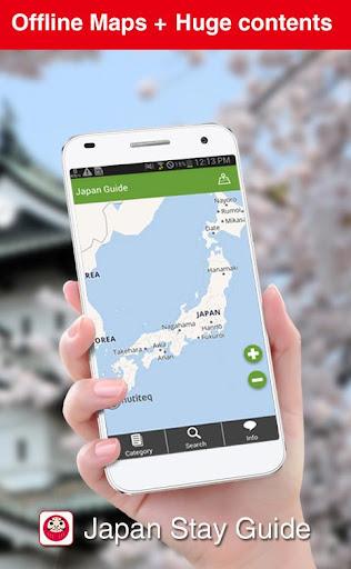 Japan Stay Guide [ Offline ]