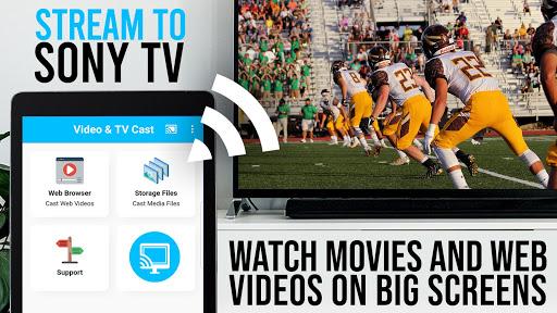 Video & TV Cast | Sony TV - Stream Free Movies 1.10 screenshots 4