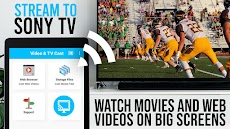 Video & TV Cast | Sony TV - Stream Free Moviesのおすすめ画像4