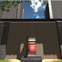 The mysterious mansion 3D icon