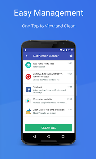 Notification Blocker & Cleaner & Heads-up Off screenshot 3