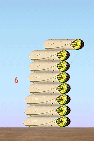 Burrito- screenshot