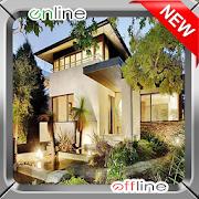 500+ Modern Home  Exterior Design icon