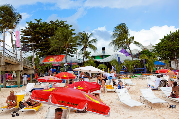 The Boatyard in Barbados: personality and charm to infuse an entire beachfront.