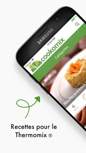 Cookomix - Recettes Thermomix 1.13.9 screenshots 1