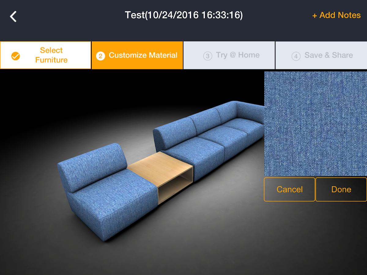 Live Furnish- screenshot