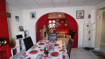 Maison 4 pièces 85,6 m2
