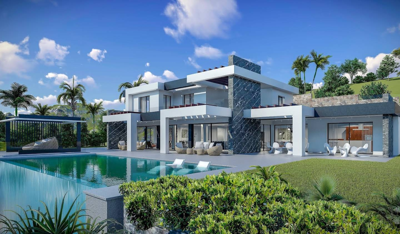 Villa avec piscine Benahavís