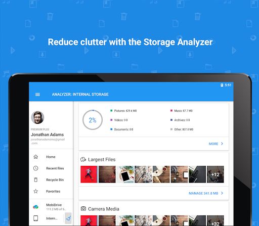File Commander - File Manager & Free Cloud screenshot 12
