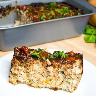 Turkey & Veggie Meatloaf.
