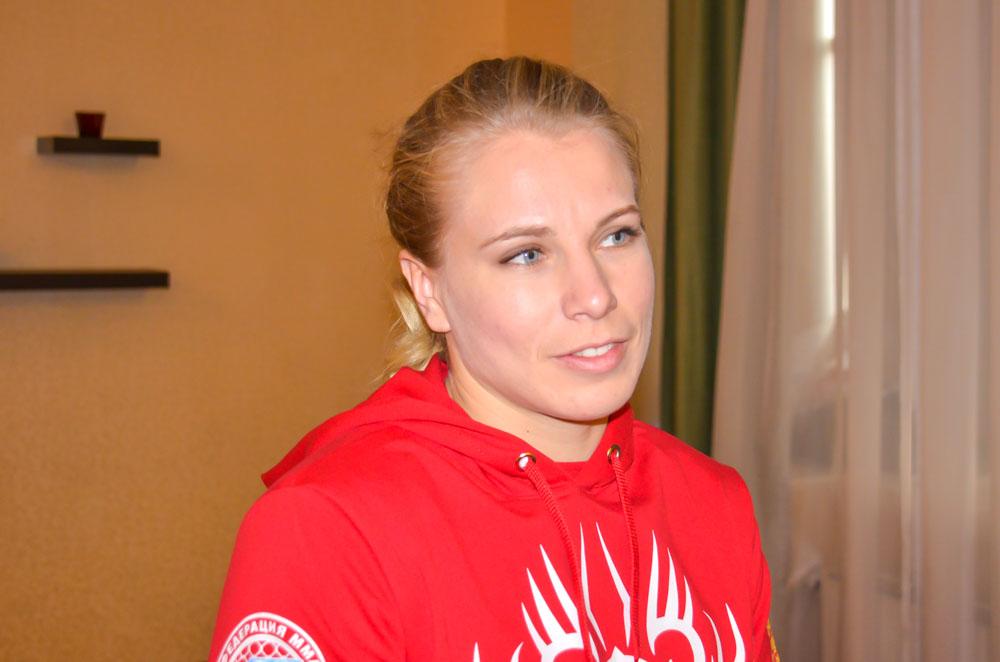 Юлия Куценко, ММА