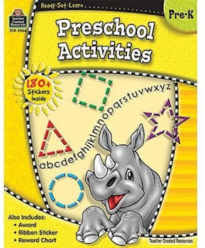 Preschool Activities: Pre K - Teacher Created Resources