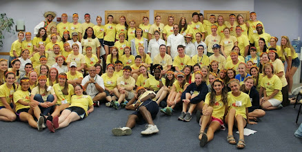 Photo: We miss you already! The Camp Sunshine Volunteers July 5-11, 2014