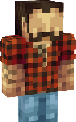 Woodsman no eyes skin