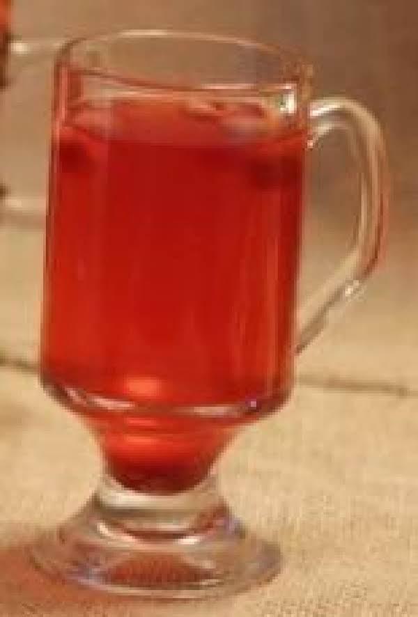Cinnamon- Orange Cider