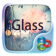 Glass GO Launcher Theme  Icon