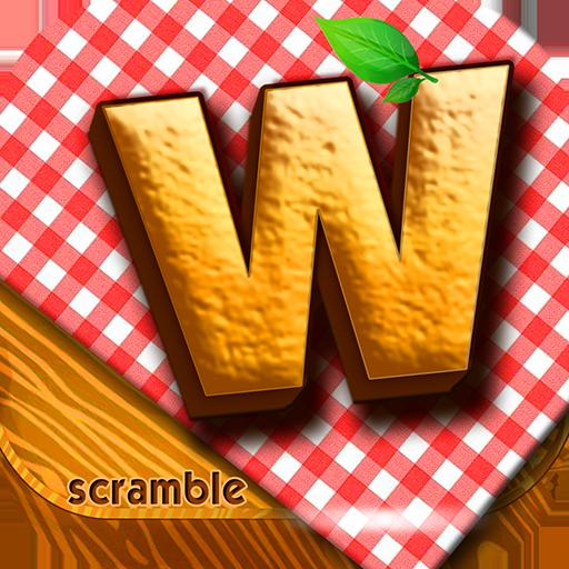 Word Scramble: Word Cookies & Alphabet Chef