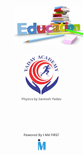 Physics by Santosh Yadav for PC-Windows 7,8,10 and Mac apk screenshot 1