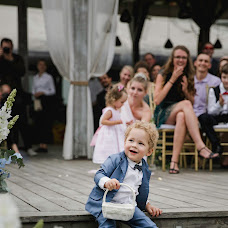 Hochzeitsfotograf Liliya Barinova (barinova). Foto vom 31.01.2018