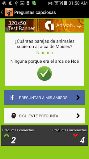 Preguntas Capciosas 1.6 screenshots 5