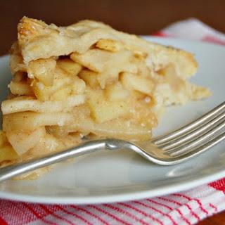 Blue-Ribbon Deep-Dish Apple Pie.