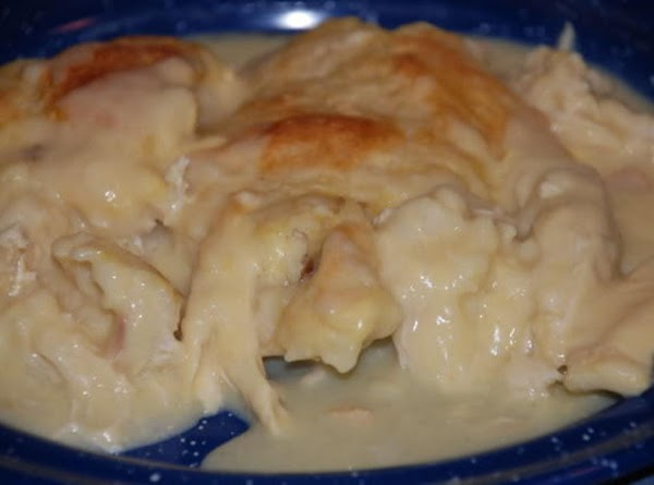 Creamy Chicken And Dumplin' Bake Recipe