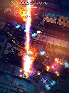 Sky Force Reloaded Capture d'écran