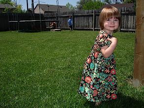 Photo: Pretty Brown Dress