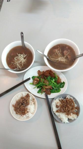 康樂街牛肉湯─台南中西區─在地人才知道的巷弄美食─不用大排長龍!!─溫體牛