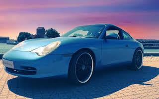 Porsche 996 Rent Fyn