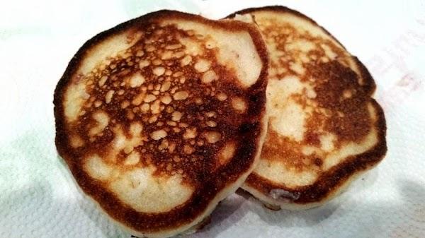 ~ Cornmeal Griddle Cakes ~ Recipe