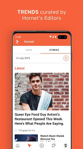 Hornet - Gay Social Network 6.3.0 8