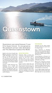 Queenstown Magazine screenshot 1