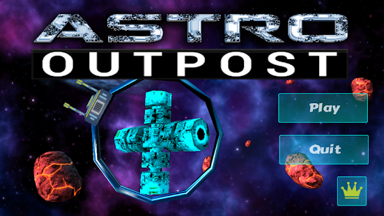 Astro Outpost - screenshot thumbnail