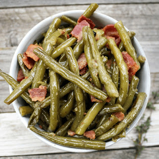 Southern-Style Green Beans.