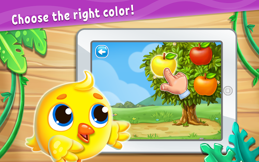 Colors for Kids, Toddlers, Babies - Learning Game filehippodl screenshot 17