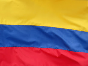 Photo: Flag of Colombia