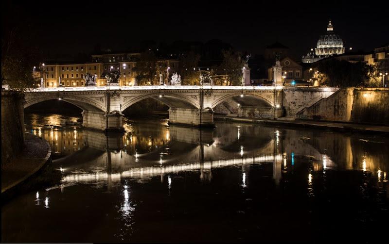 Rome Bridge di cristiandragophoto