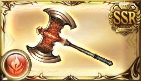 緋紋の絢斧