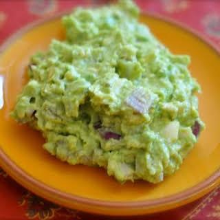 Chipotle Mexican Grill Guacamole.